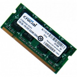 MEMORIA CRUCIAL SODIMM DDR2...
