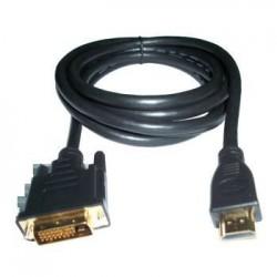 CABLE 3GO DVI-M-HDMI-M 2M...