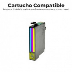 CARTUCHO COMPATIBLE CON...