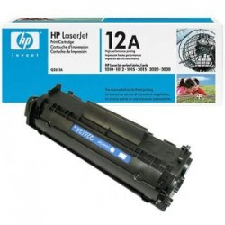 TONER HP 12A Q2612A LJ...