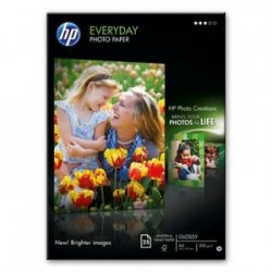 HP PAPEL FOTOGRAFICO SATIN...