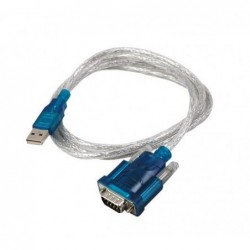 CABLE ADAPTADOR USB-SERIE...